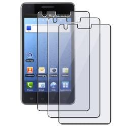 Screen Protector for Samsung i997 Infuse 4G (3-pack)