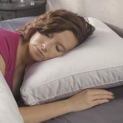 Personal Comfort Specialty Sleeper White Goose Down Pillow