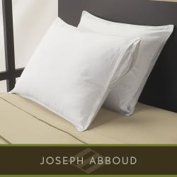 Joseph Abboud 1000 Thread Count Nanotex Pillow Protectors (Set of 2)