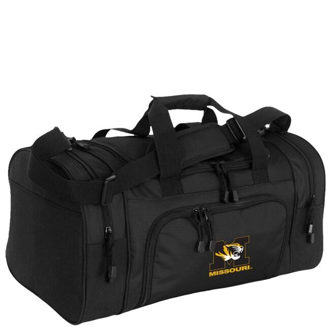 University of Missouri Collegiate Duffle Bag