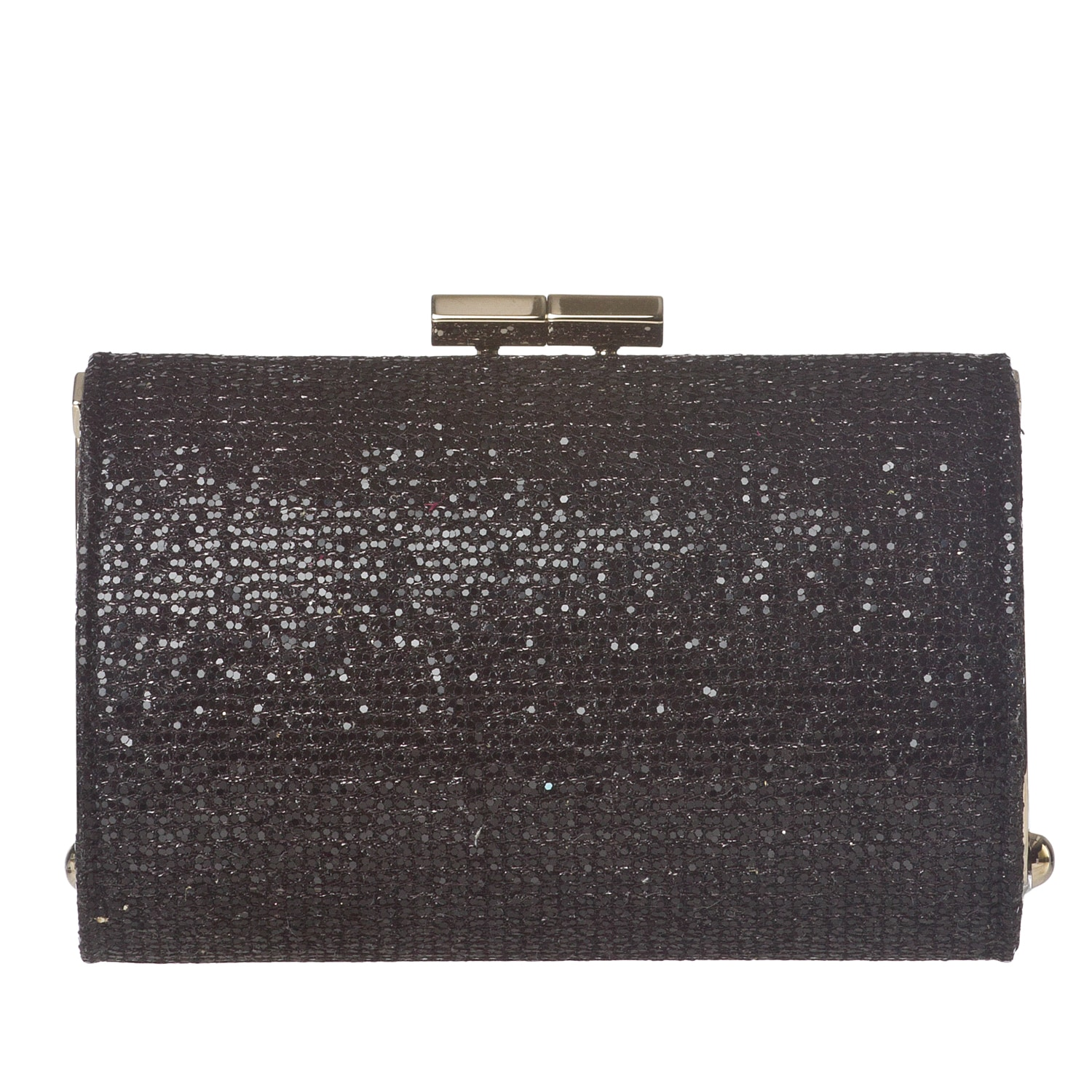 Jimmy Choo '247 MINITUBE GFA' Glitter Mini Tube Clutch
