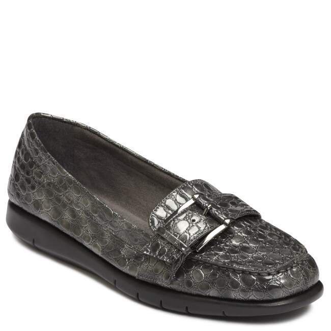 A2 by Aerosoles Hall of Fame Grey Multi Loafer
