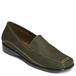 A2 by Aerosoles Adrenaline Green Loafer