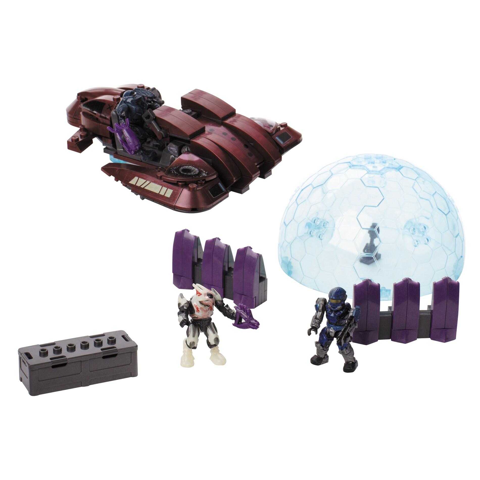 Mega Bloks Halo Covenant Revenant Attack Playset