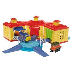 Mega Bloks Chuggington Roundhouse Racing Playset