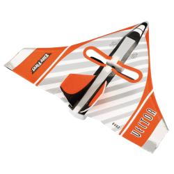 Elite Fleet Plastic 2-in-1 Wrist Style Backyard Delta Plane Flyer