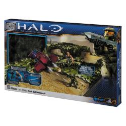 Mega Bloks Build and Expand Halo Battlescape II F Creative Playset
