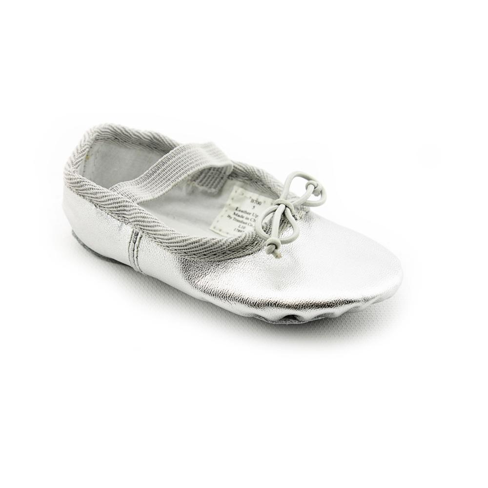 Dance Class By Trimfoot Company Girl's 'Metallic Ballet' Leather Athletic Shoe