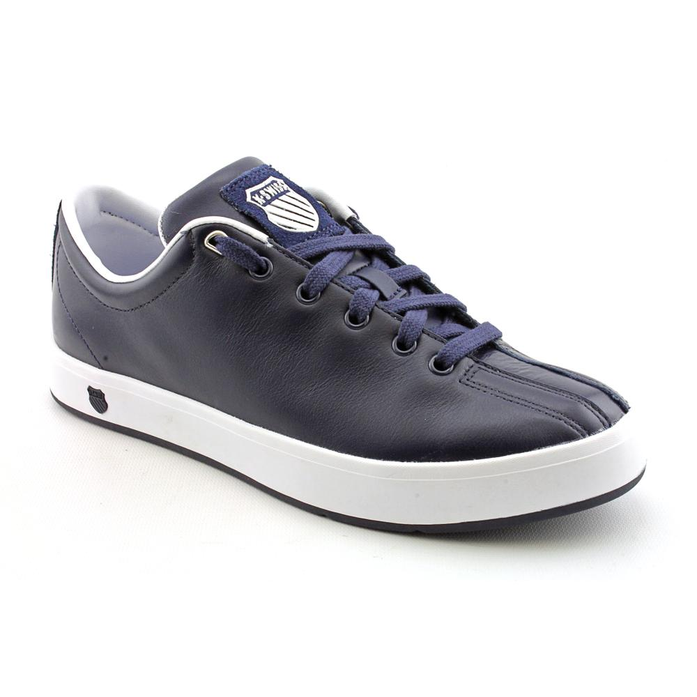 K Swiss Men's 'Clean Classic' Leather Casual Shoes