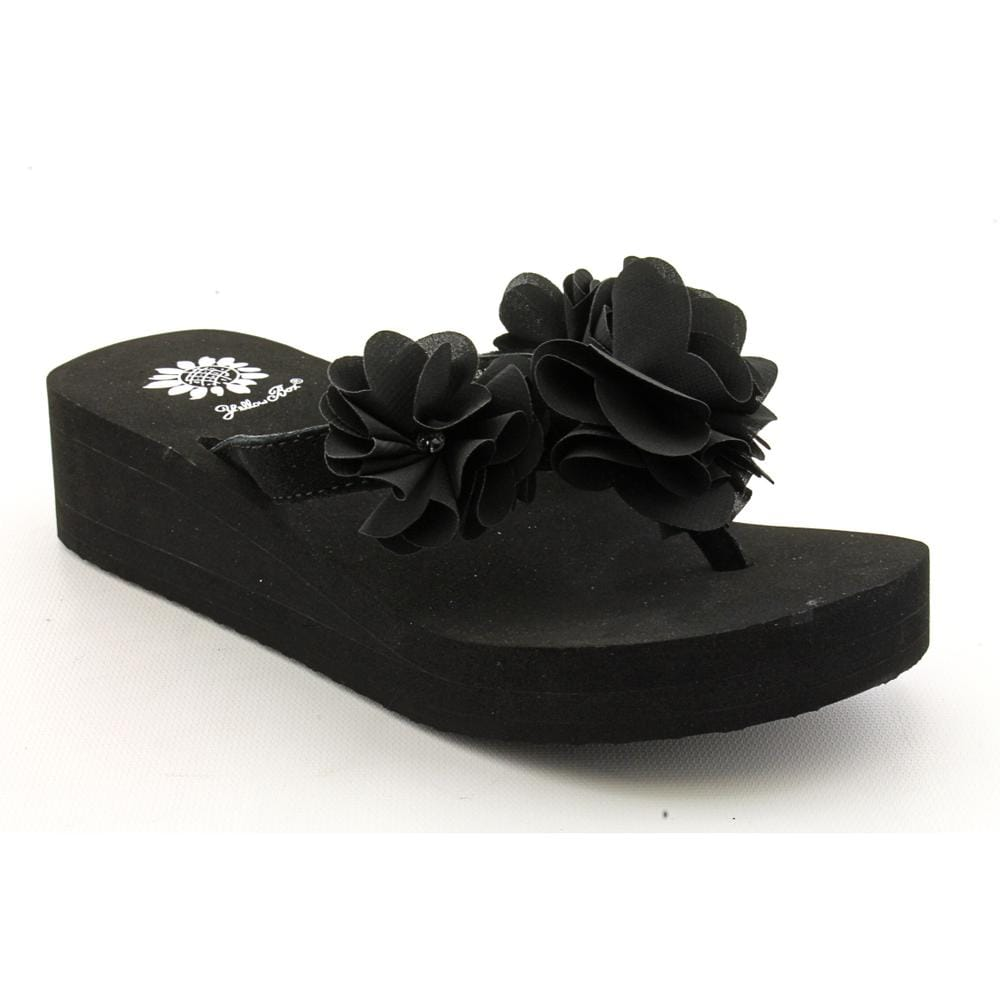 Yellowbox Women's 'Hala' Regular Suede Sandals