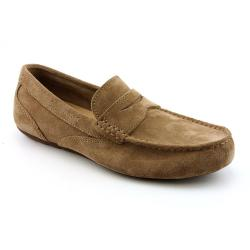 Rockport Men's 'Greenbrook' Regular Suede Casual Shoes Wide