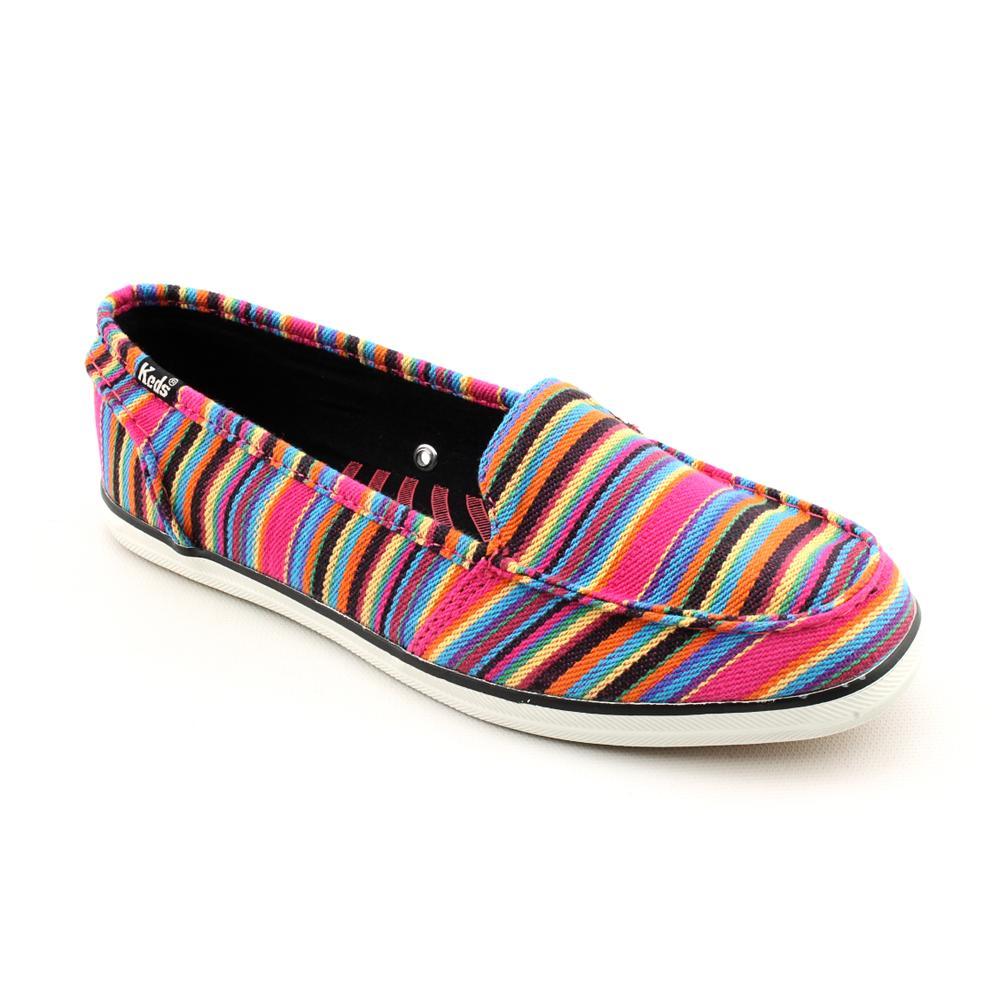 Keds Women's 'Surfer Blanket' Basic Textile Casual Shoes