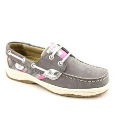 Sperry Top Sider Girl's 'Bluefish' Nubuck Casual Shoes