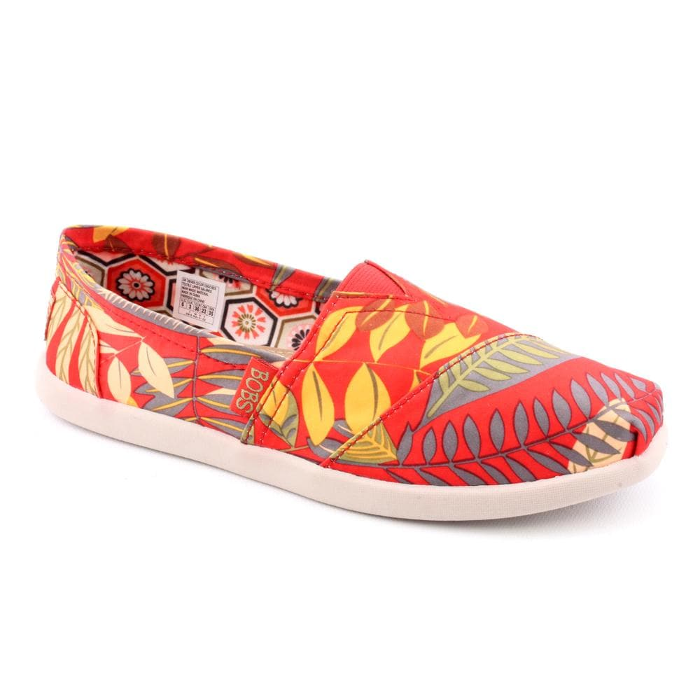 Bobs by Skechers Women's 'Bobs World-Botanical Gardens' Basic Textile Casual Shoes