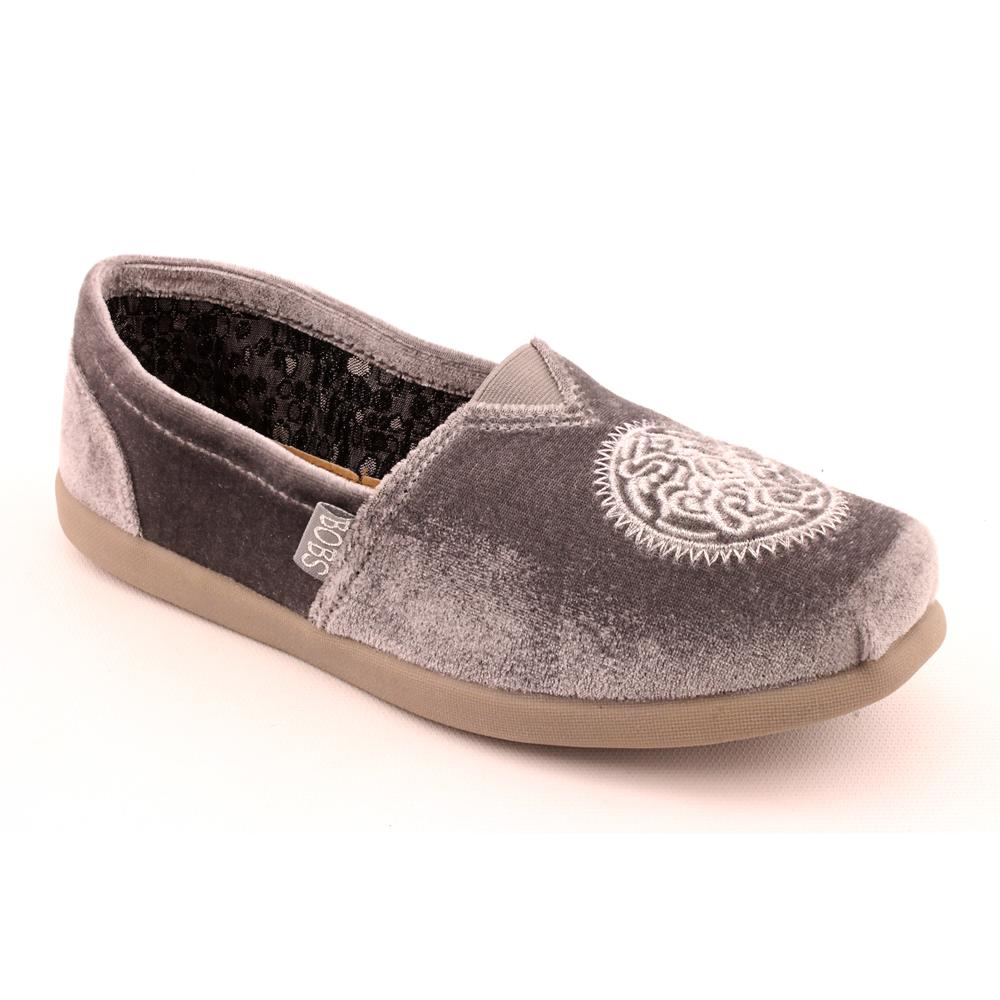 Bobs by Skechers Women's 'Bobs World-Smoke Signals' Basic Textile Casual Shoes