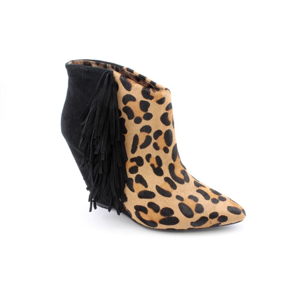 Betsey Johnson Women's 'Ziah-P' Hair Calf Boots