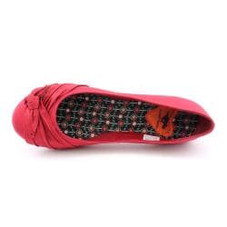 Rocket Dog Women's 'Memories' Basic Textile Casual Shoes