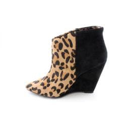 Betsey Johnson Women's 'Ziah-P' Hair Calf Boots