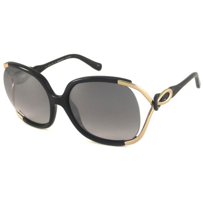 Emilio Pucci Women's EP650S Rectangular Sunglasses
