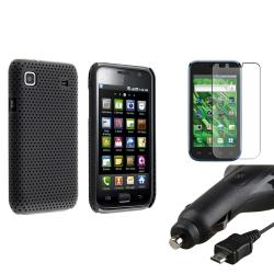 Case/ Retractable Car Charger/ Protector for Samsung Vibrant SGH-T959