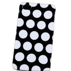 Snap-on Polka Dot Case Variety Set for Apple iPhone 4/ 4S