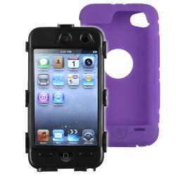 Case/ Colorful Diamond Screen Protector for Apple� iPod Touch Gen 4
