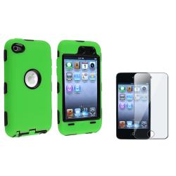 Hybrid Case/ Screen Protector for Apple� iPod Touch Generation 4