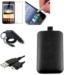 Pouch/ Protector/ Cable/ Charger/ Stylus for Samsung Galaxy Note N7000