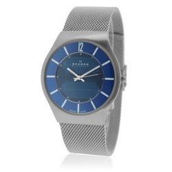 Skagen Men's Blue Dial Watch