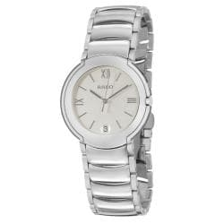 Rado Men's 'Coupole' Stainless Steel Swiss Watch