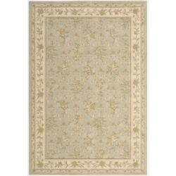 Nourison Newport Garden Mist Wool-blend Rug (9'6 x 13')