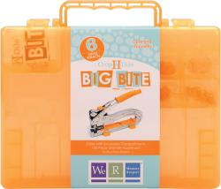 Crop-A-Dile II Big Bite Carrying Case-Orange