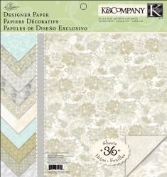 Elegance Designer Paper Pad 12