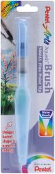 Pentel Aquash Small Fine-point/Wide-line Nylon Water Brush (One/Pkg)