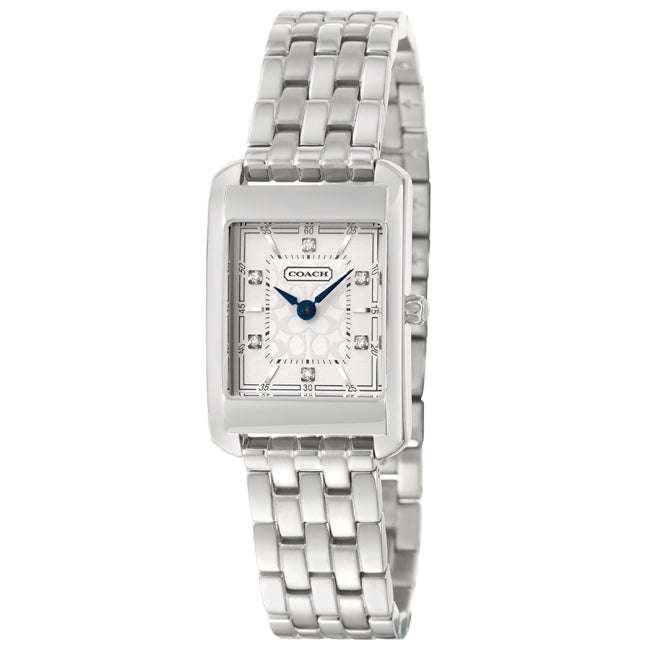 Coach Women's 'Movado Collection' Stainless Steel Watch