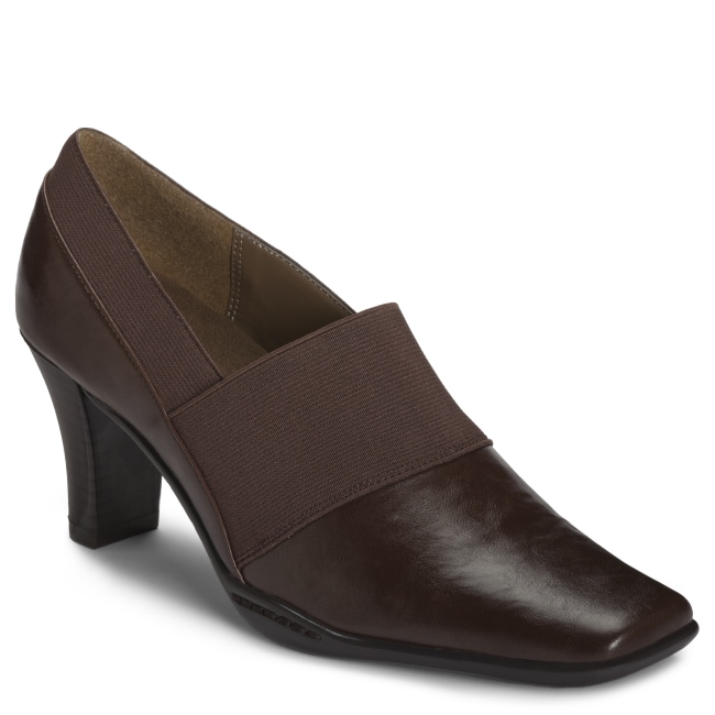 A2 by Aerosoles Cintax Dark Brown Slip On