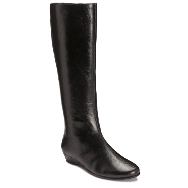 A2 by Aerosoles 'Sota Bread' Black Boot