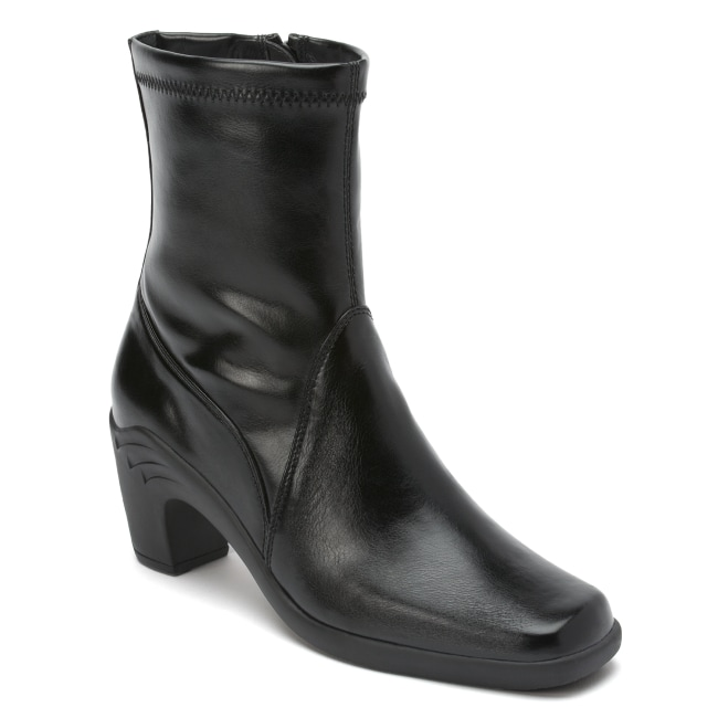 A2 by Aerosoles 'Sawhorse' Black Boot