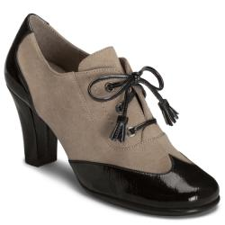 A2 by Aerosoles Stroler Mink Combo Oxford