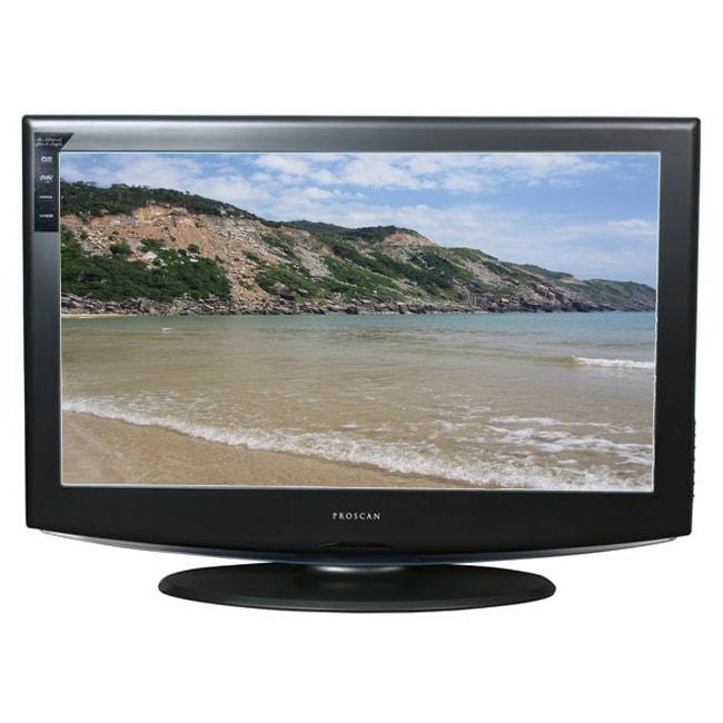 Proscan 37LB30QD 37-inch 720p LCD TV/ DVD Combo (Refurbished)