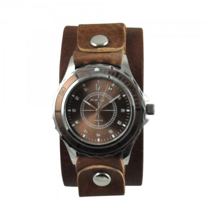 Nemesis Women's Bella Leather Strap Watch