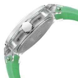 I by Invicta Women's Green Polyurethane Watch