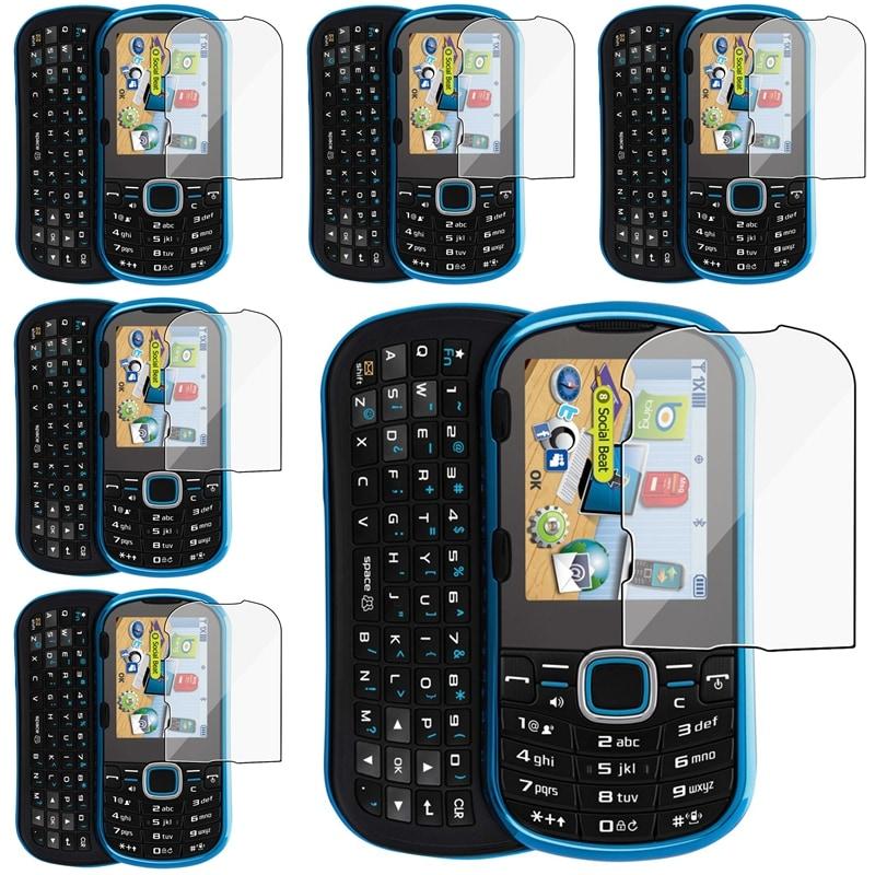 Screen Protector for Samsung© Intensity II U460 (Pack of 6)