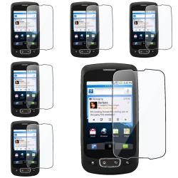 Screen Protector for LG Optimus T P509 (Pack of 6)