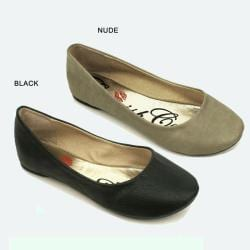I-Comfort Women's Round-toe Flats
