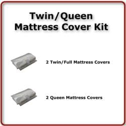 Twin/Queen Mattress Moving Cover Kit