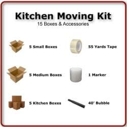 Kitchen Moving Kit