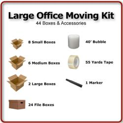 Large Office Moving Kit