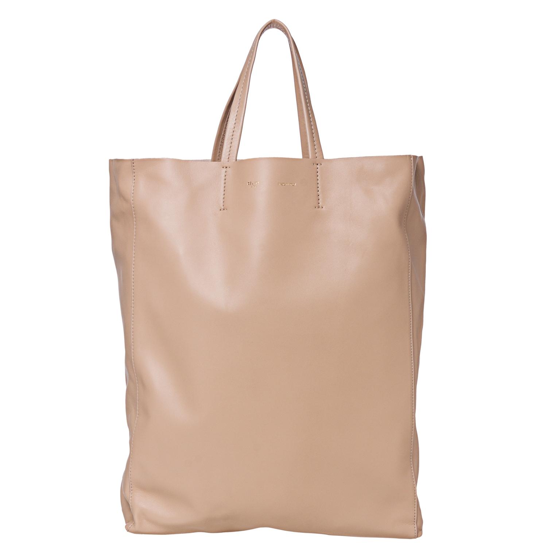 celine mini luggage tote bag - Celine Large Blush Leather Tote Bag - 14516804 - Overstock.com ...