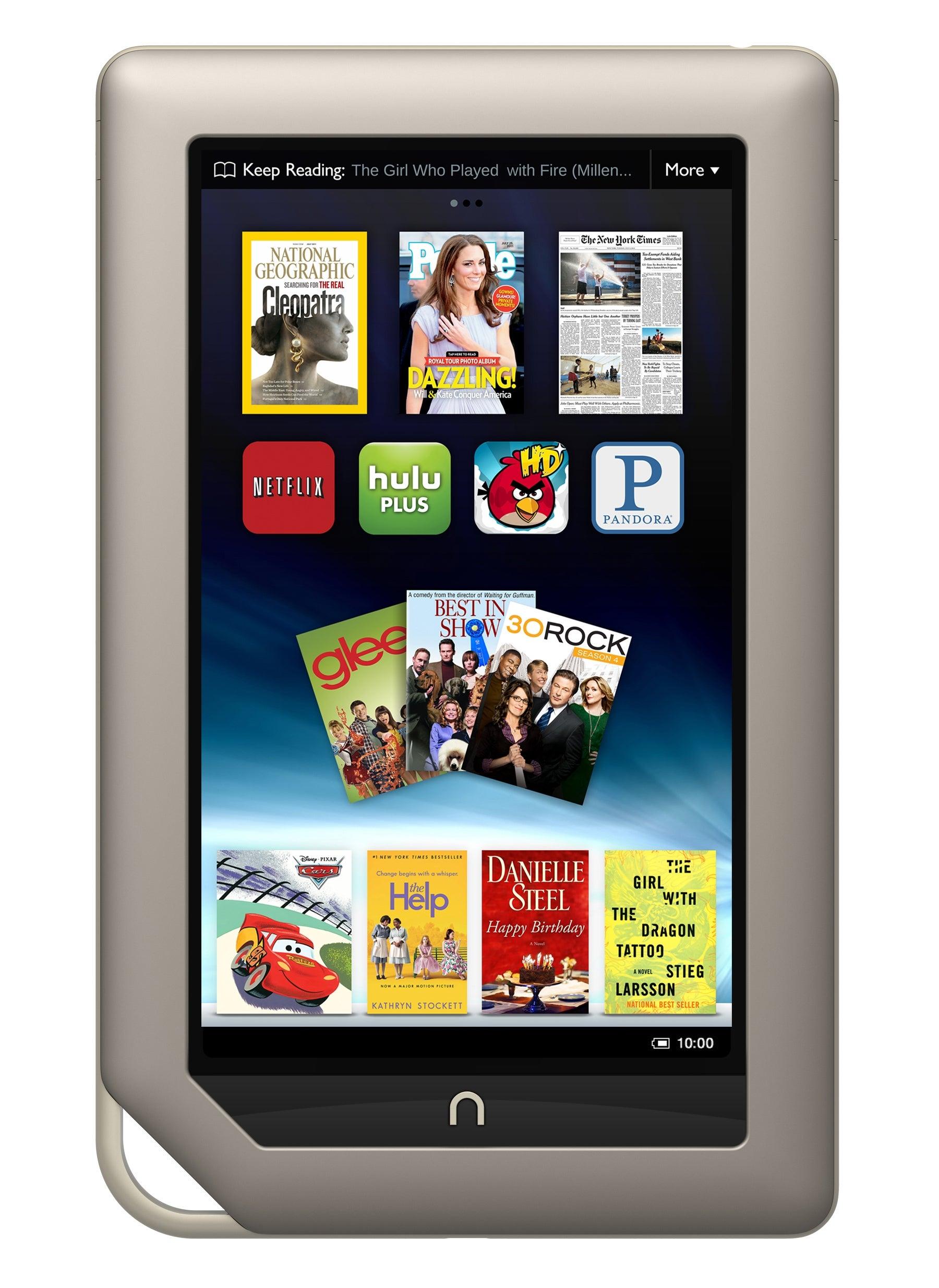 NOOK Tablet - 8 GB ( Refurbished)